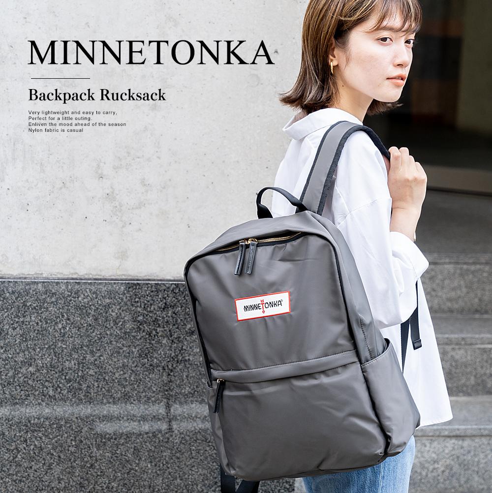 MINNETONKA(ミネトンカ)別注 バックパック リュックサック