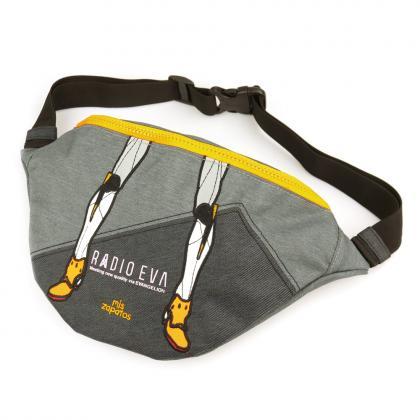 EVA bicolor body bag